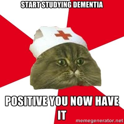 nursing student cat gif
