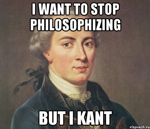 immanuel kant 9 thesis Papers on immanuel kant and his philosophies - help for students studying kant & his works.