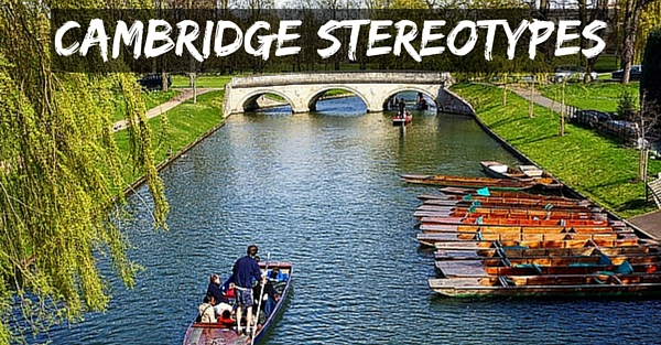 5 Cambridge Stereotypes You'll Meet In Fresher's Week