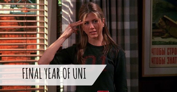 26 Moments Of Final Year As Told By FRIENDS