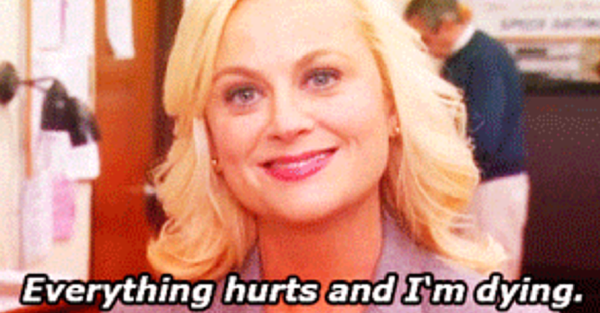 22 Stages Of Writing A University Essay, As Told By Leslie Knope