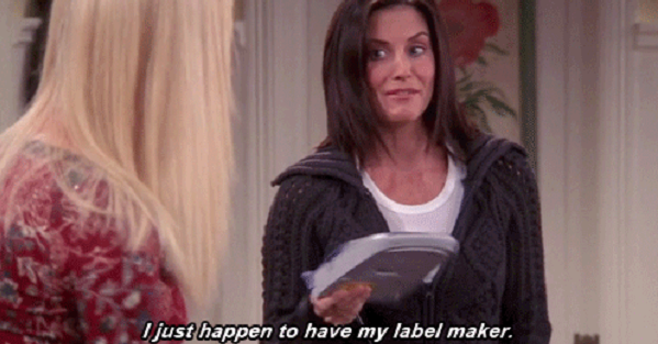 18 Times Your Uni Housemates Turned You Into Monica Geller