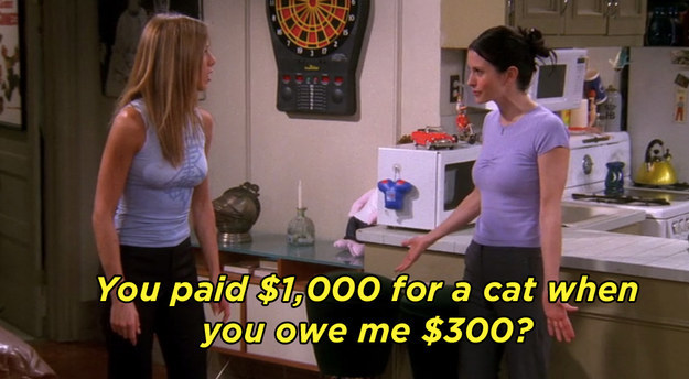 20 Times Rachel Green Was Actually You In First Year