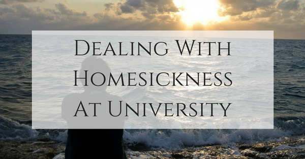 8 Tips For Dealing With Homesickess In First Year Of University
