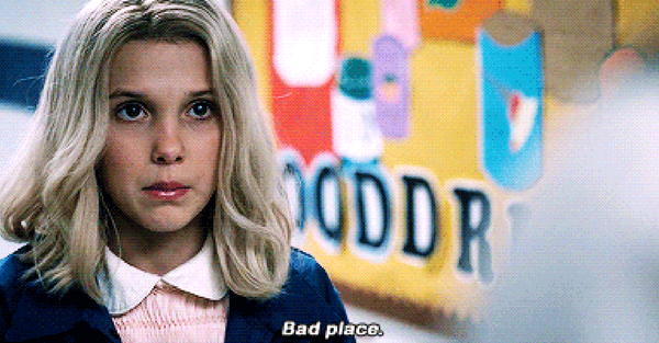 """19 Stages Of Actually Attending Your 9am Lecture, As Told By """"Stranger Things"""""""