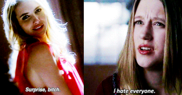 22 American Horror Story Reactions That Every Final Year Student Can Relate To
