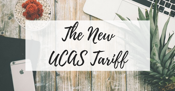 UCAS Points – 5 Important Things To Know About The New Tariff