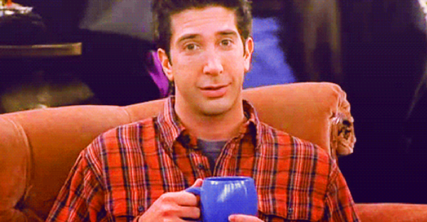 17 Times Ross Geller Summed Up How You Feel About Being A Uni Student