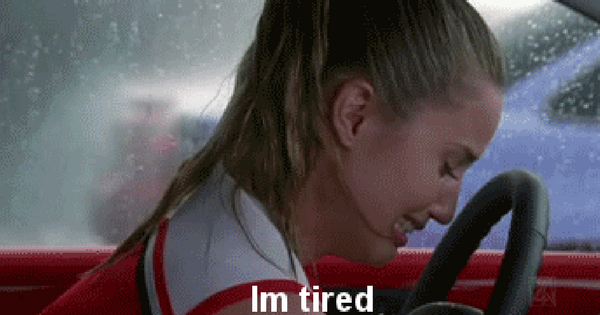 33 Thoughts You Have In a 9am Lecture When You're Too Tired To Function