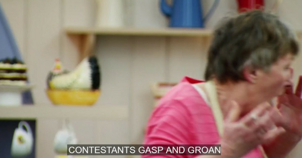 The 22 Stages Of Writing An Essay, As Told By 'Bake Off'