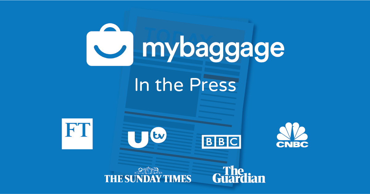 My Baggage in the Press