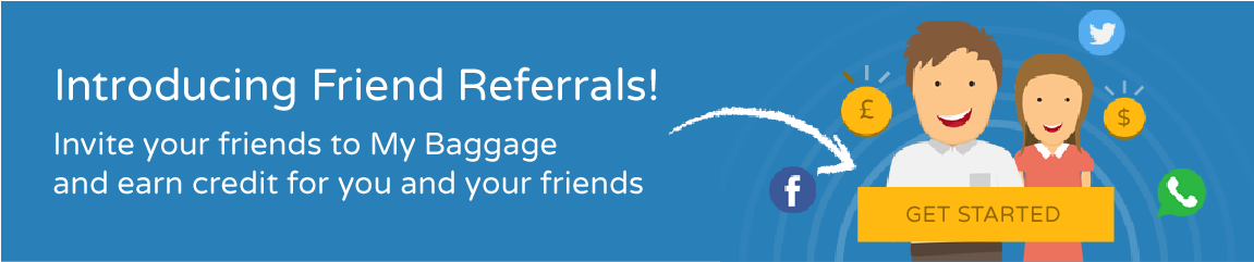 My Baggage Referral Programme