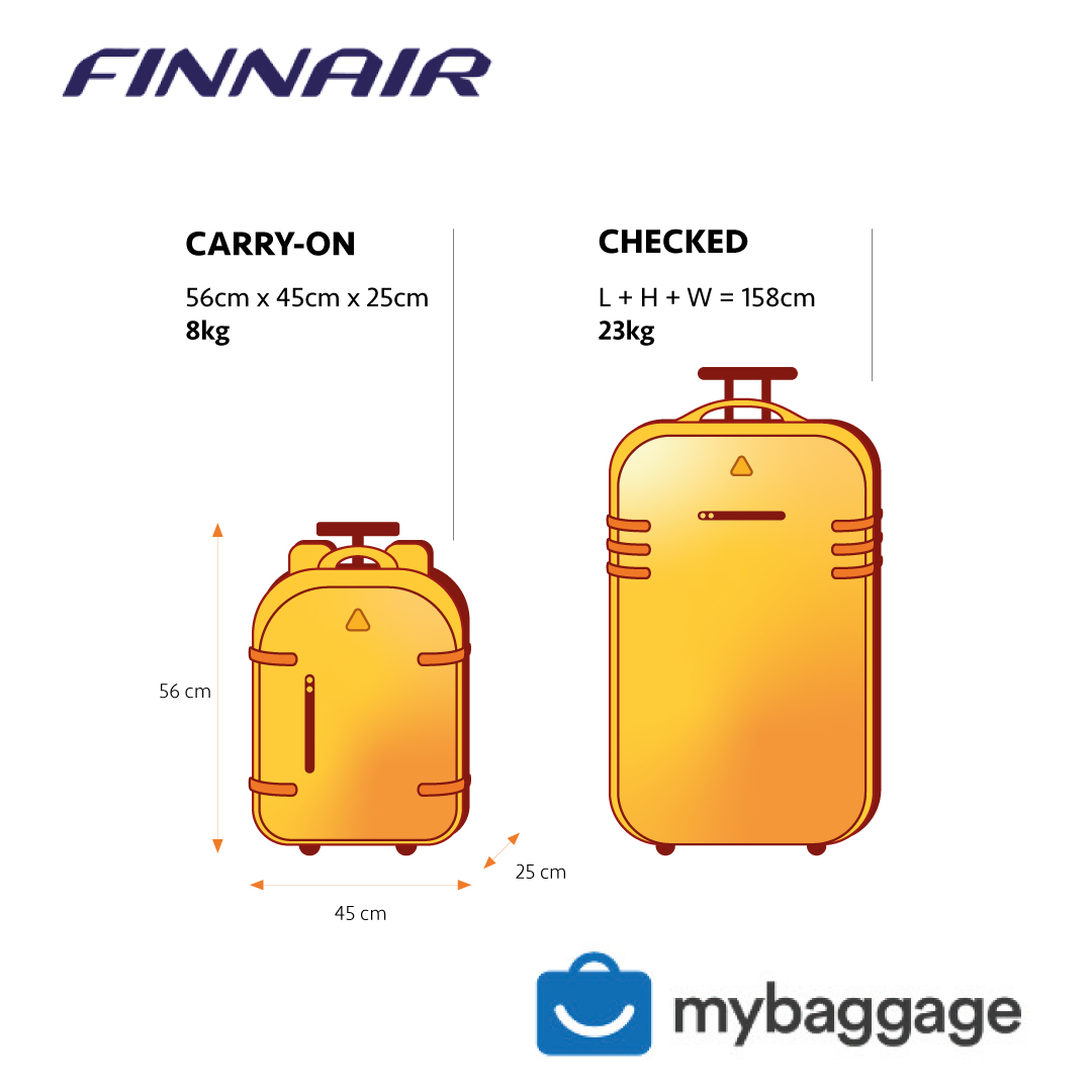 Finnair Baggage Allowance