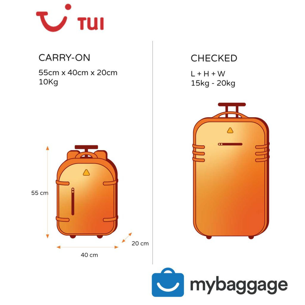 TUI Baggage Allowance