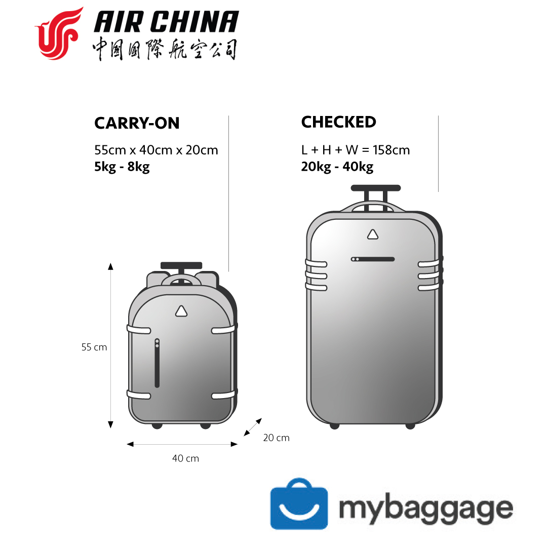 Air China Baggage Allowance