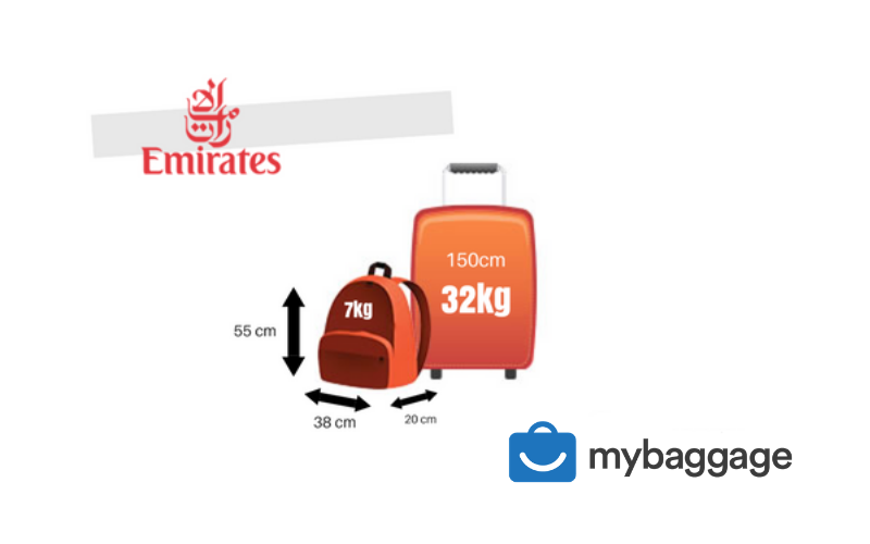Emirates 2019 Baggage Allowance My Baggage