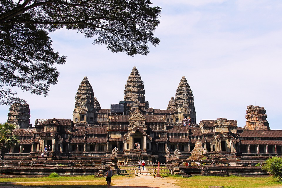 Angkor Wat, Shipping to Cambodia, Things to do in Cambodia