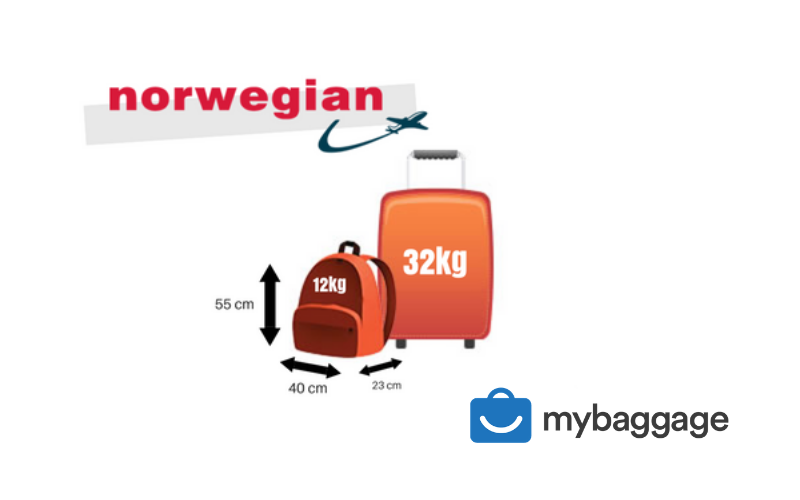 Norwegian Airlines 2019 Baggage Allowance