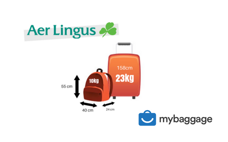 Aer Lingus 2019 Baggage Allowance My Baggage