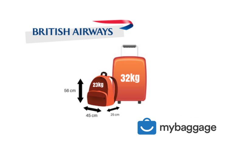 British Airways Baggage Allowance and Fees