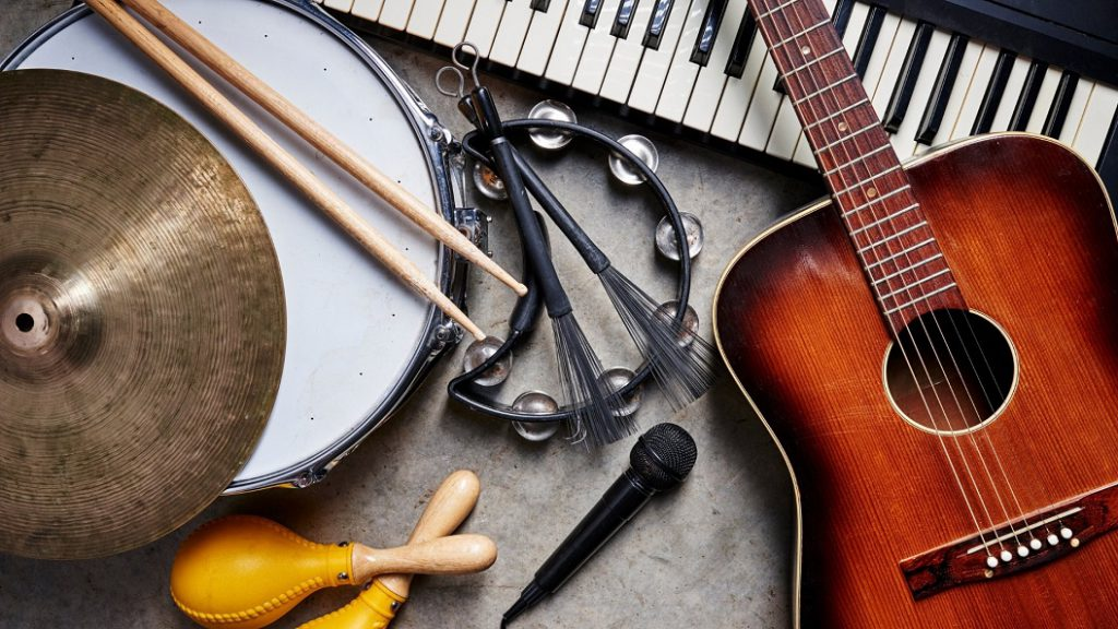 Musical Instrument Shipping